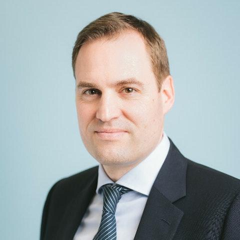 Gregory Michiels, Corporate Director Optimisation at Luminus