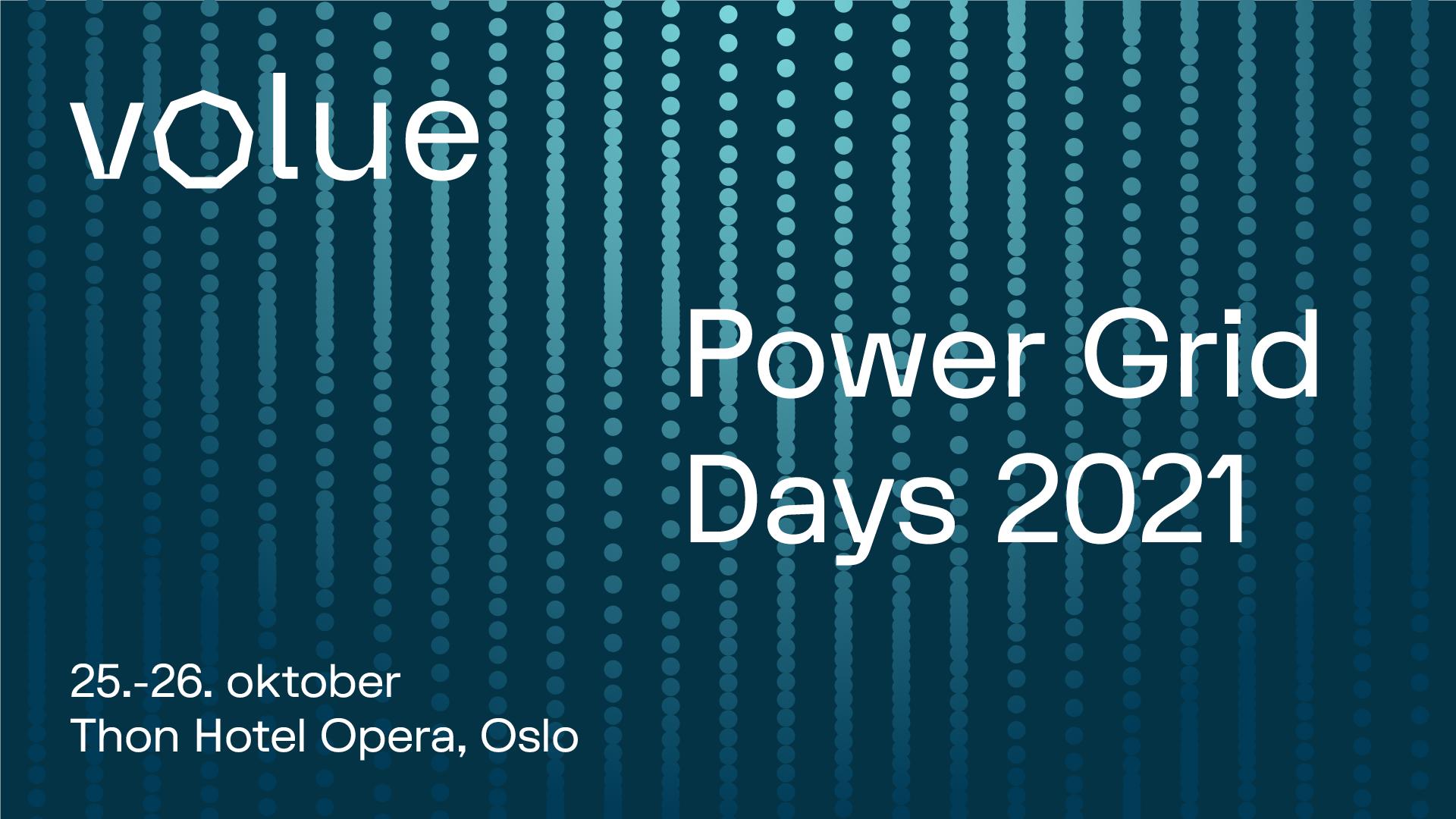 Power Grid days banner