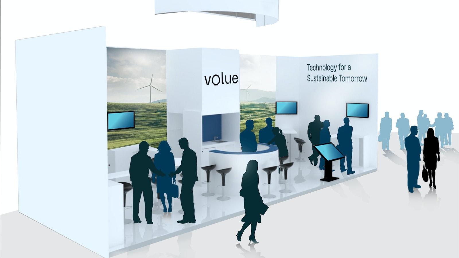 Virtuel stand c
